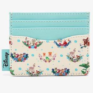 Princess Companion Cardholder Disney Loungefly